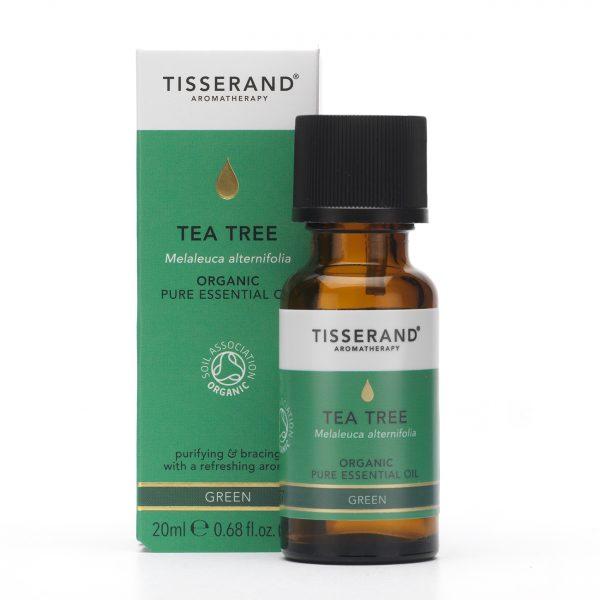 Organic Tea Tree Essential Oil 20ml