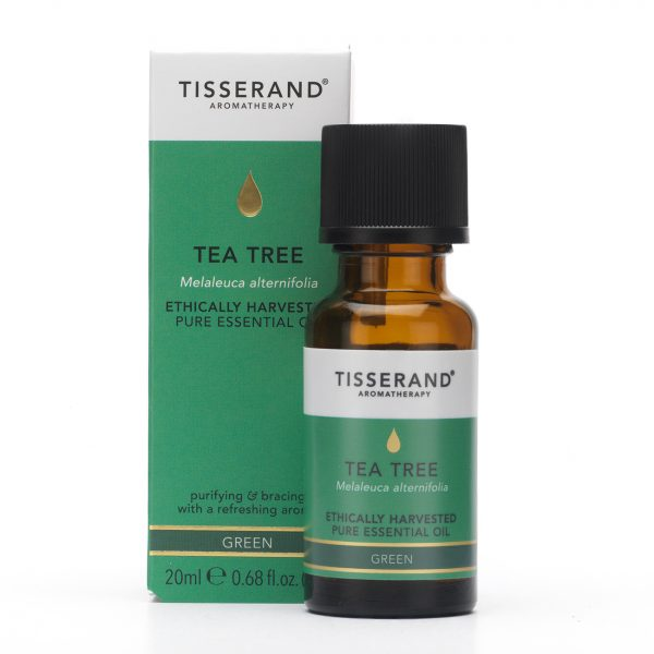 Ethically Harvested Tea Tree Essential Oil 20ml