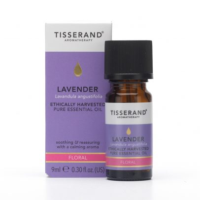 Lavender Essential Oil Ethically Harvested 9ml