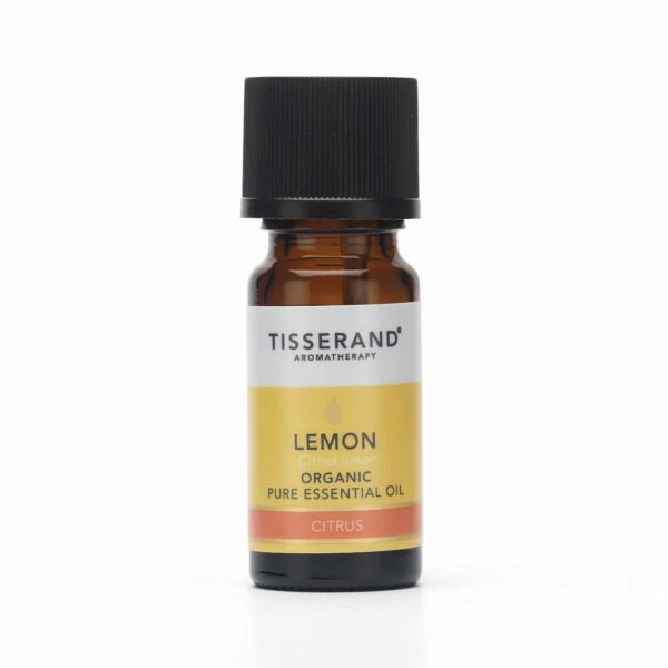 Tisserand Aromatherapy Lemon Essential Oil