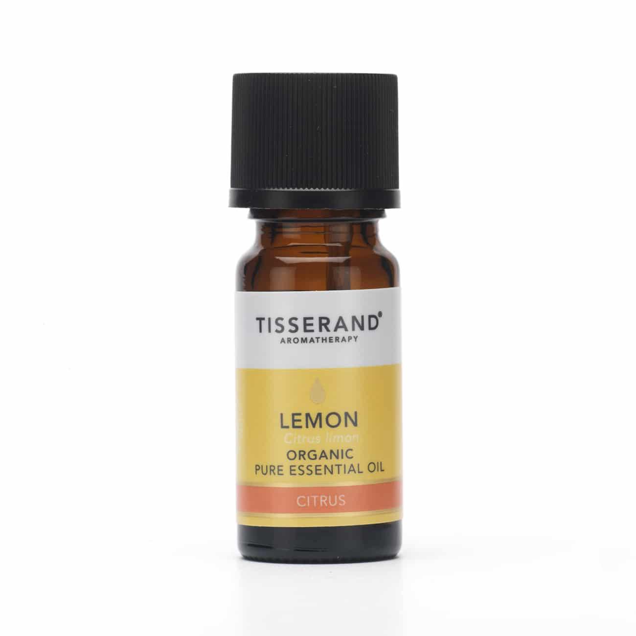 Tisserand Aromatherapy Lemon Essential Oil