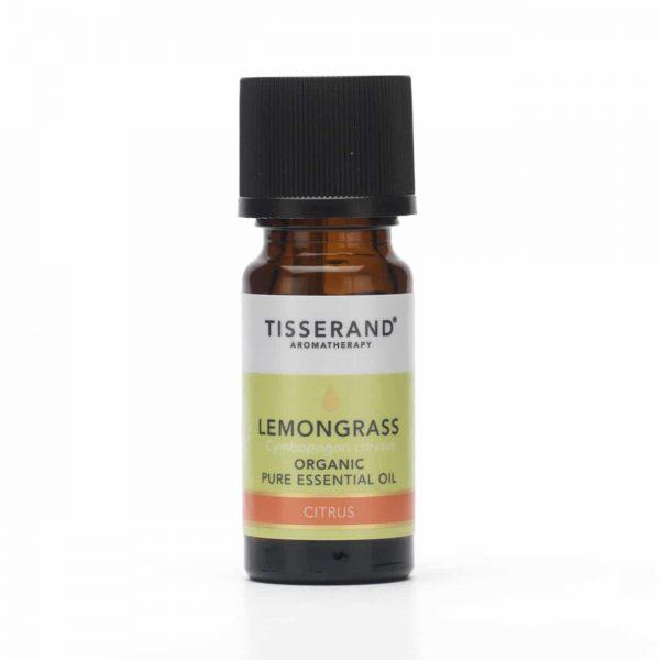 Tisserand Aromatherapy Lemongrass Essential Oil