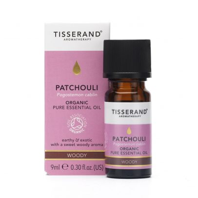 Tisserand Aromatherapy Patchouli Essential Oil