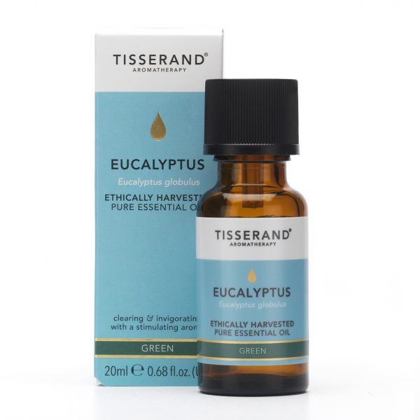 Eucalyptus Essential Oil Ethically Harvested 20ml