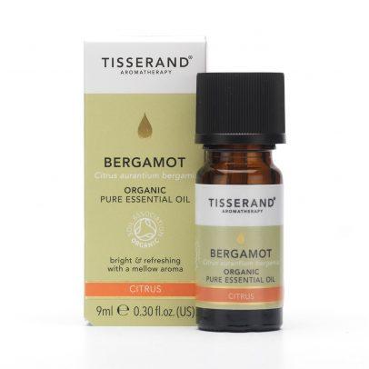 Tisserand Aromatherapy Bergamot Essential Oil