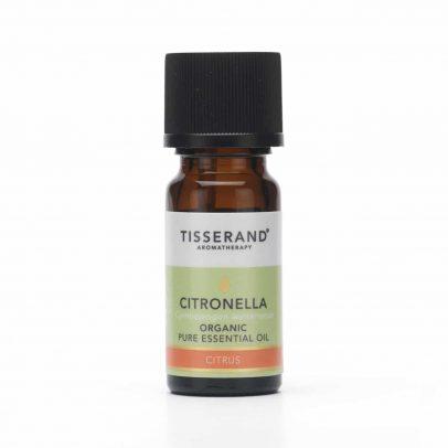 Tisserand Aromatherapy Citronella Essential Oil