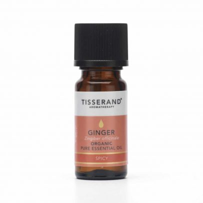 Tisserand Aromatherapy Ginger Essential Oil