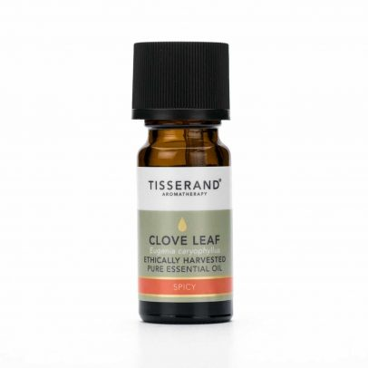 Clove Leaf Ethically Harvested Pure Essential Oil 9ml