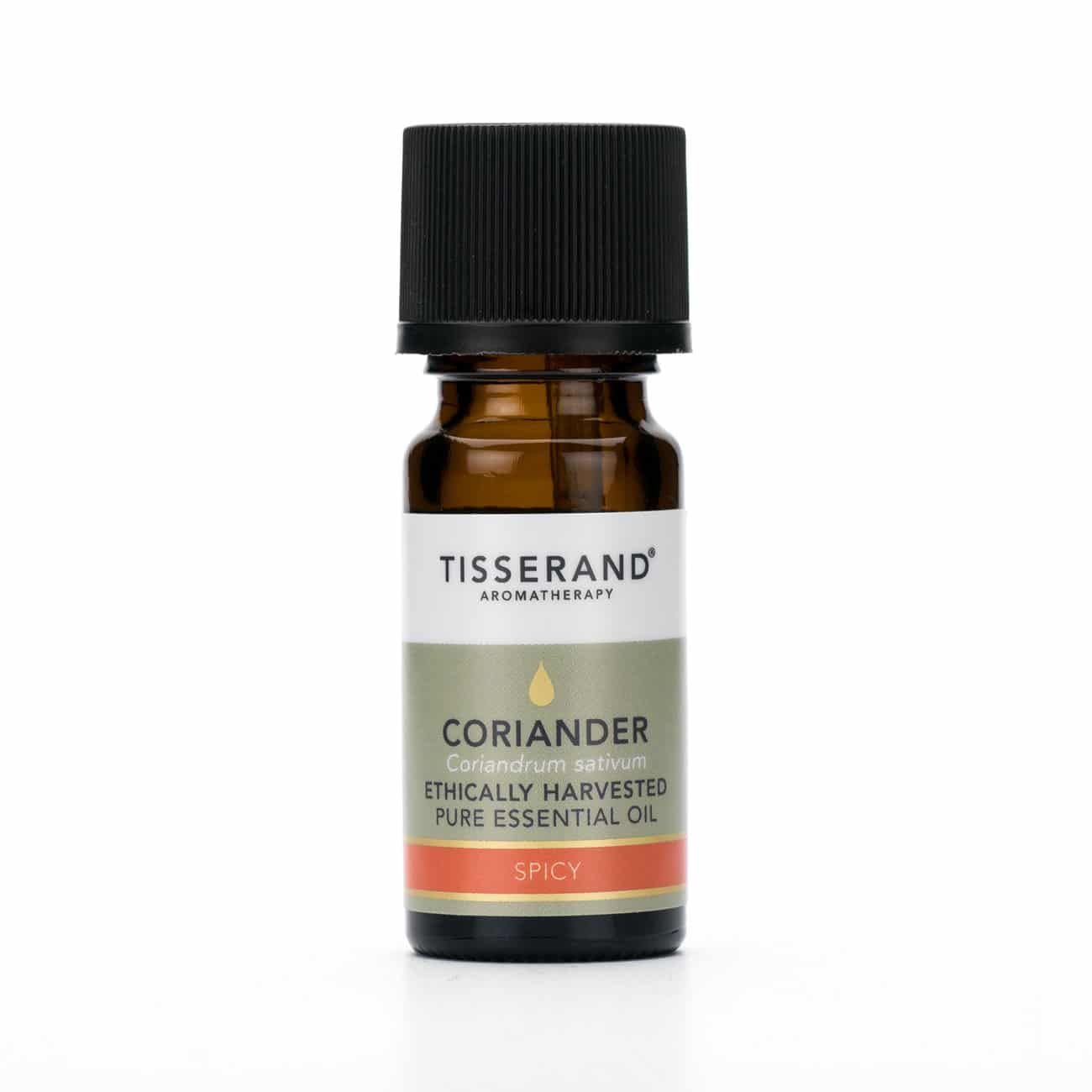 Coriander Ethically Harvested Pure Essential Oil 9ml
