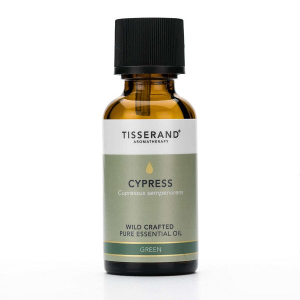 Cypress Wild Crafted Pure Essential Oil
