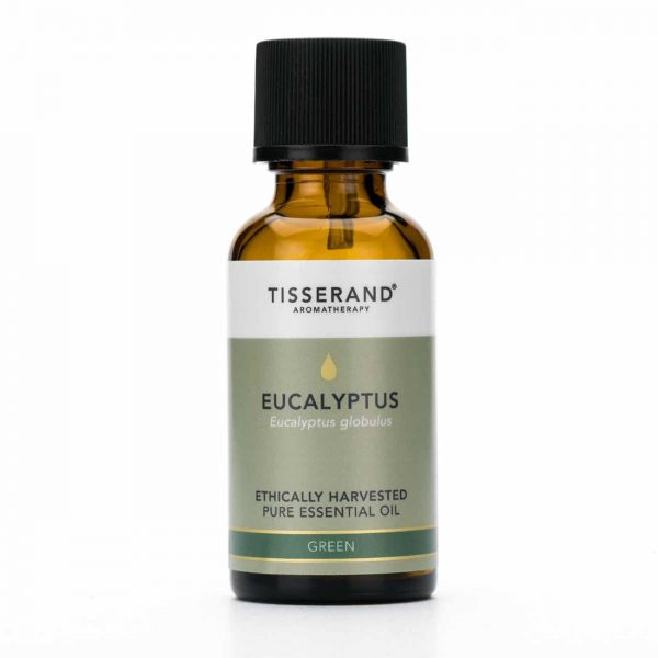 Eucalyptus Ethically Harvested Pure Essential Oil 30ml