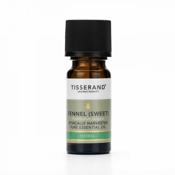Fennel (Sweet) Ethically Harvested Pure Essential Oil 9ml