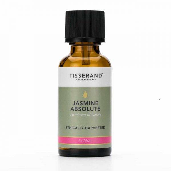 Jasmine Absolute Ethically Harvested Pure Essential Oil