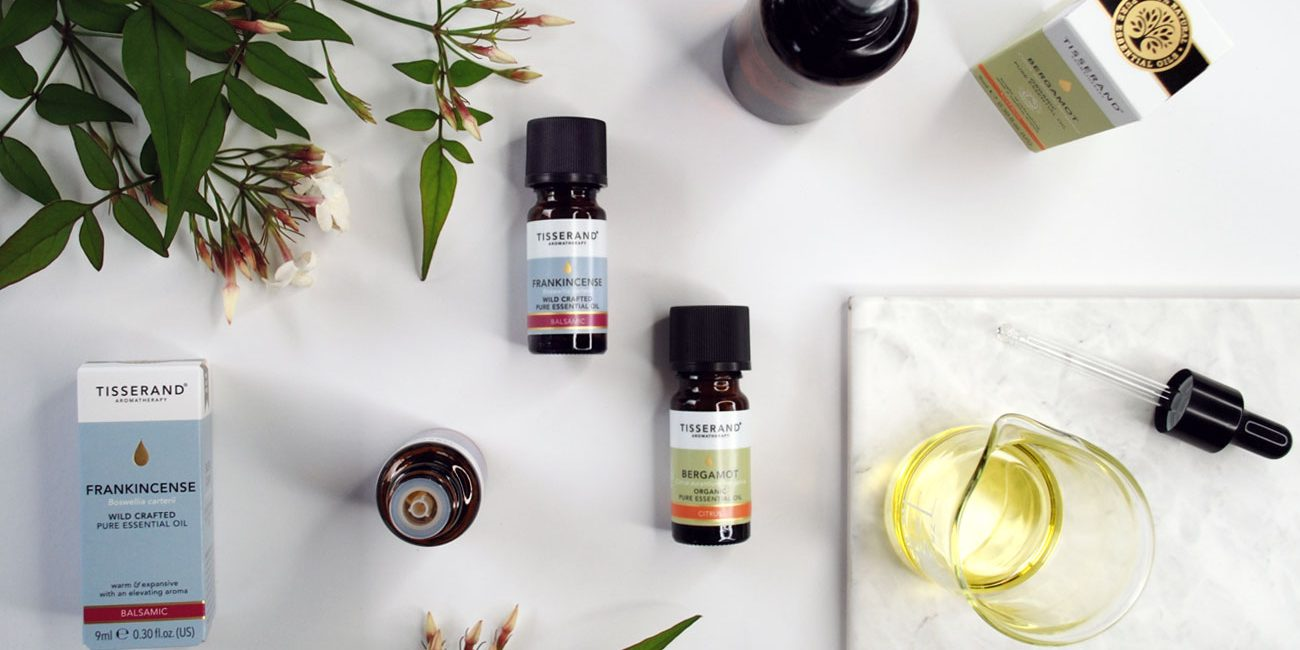 Jo Kellet How To Create An Aromatherapy Blend