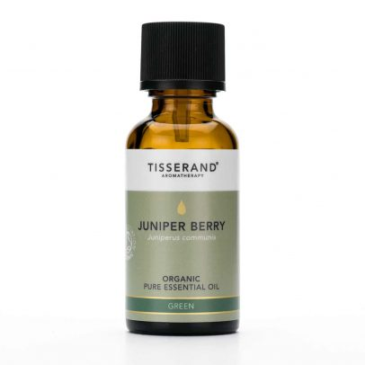 Juniper Berry Organic Pure Essential Oil