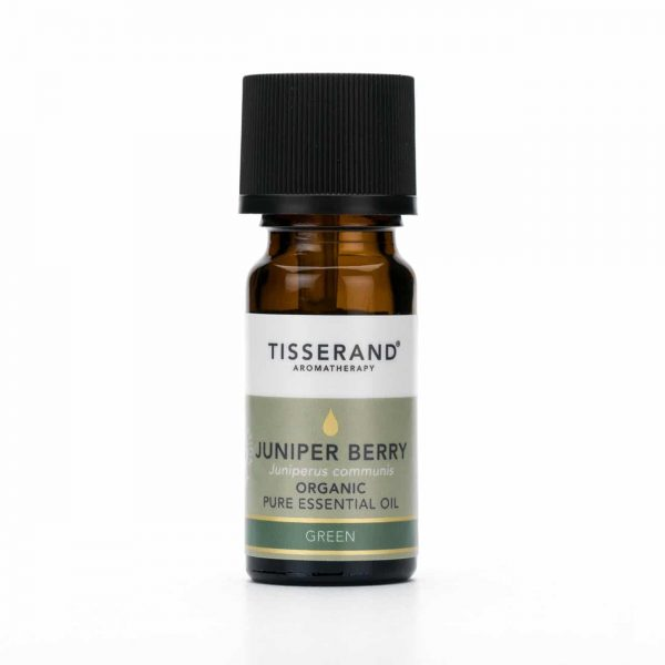 Juniper Berry Organic Pure Essential Oil 9ml