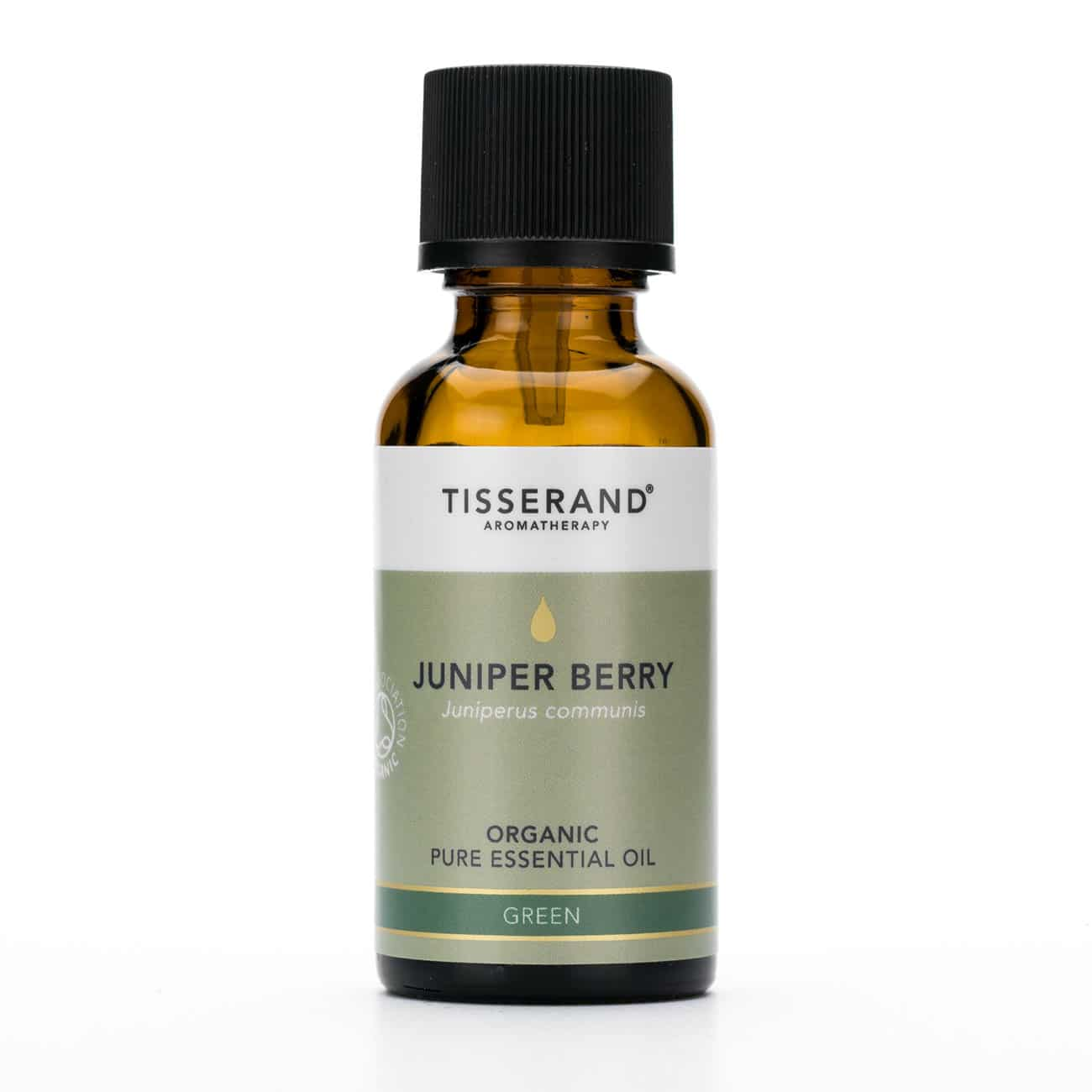 Juniper Berry Organic Pure Essential Oil 9ml Tisserand Aromatherapy