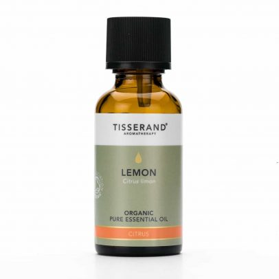Lemon Organic Pure Essential Oil