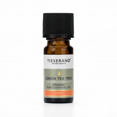 Lemon Tea Tree Organic Pure Essential Oil 9ml