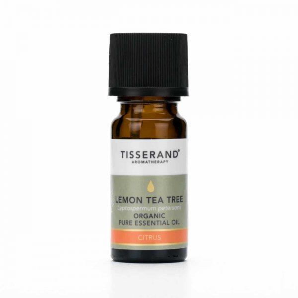 Lemon Tea Tree Organic Pure Essential Oil 9ml