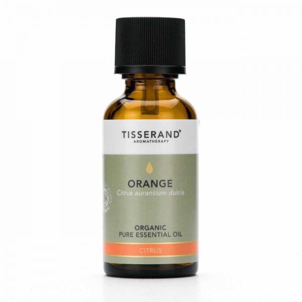 Orange Organic Pure Essential Oil