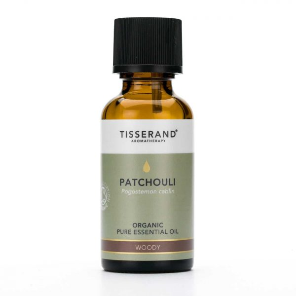 Patchouli Organic Pure Essential Oil