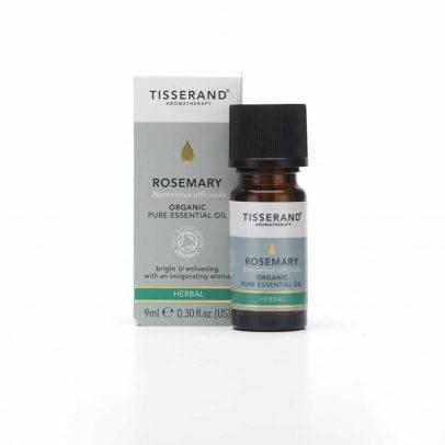 Rosemary Organic Pure Essential Oil 9ml Bottle-&-Carton