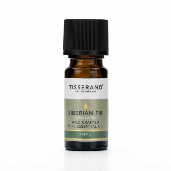 Siberian Fir Wild Crafted Pure Essential Oil 9ml