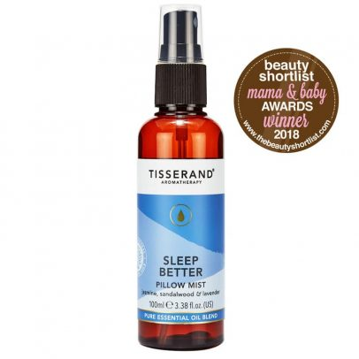 Sleep Better Pillow Mist Beauty Shortlist Mama & Baby Awards 2018