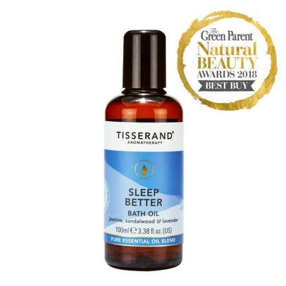 Sleep Better Bath Oil Green Parent Natural Beauty Awards 2018 Best Buy