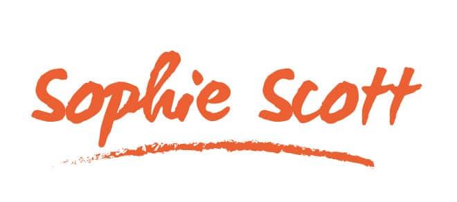 Sophie Scott title