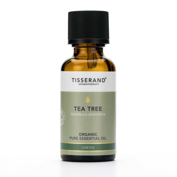 Tea Tree Organic Pure Essential Oil