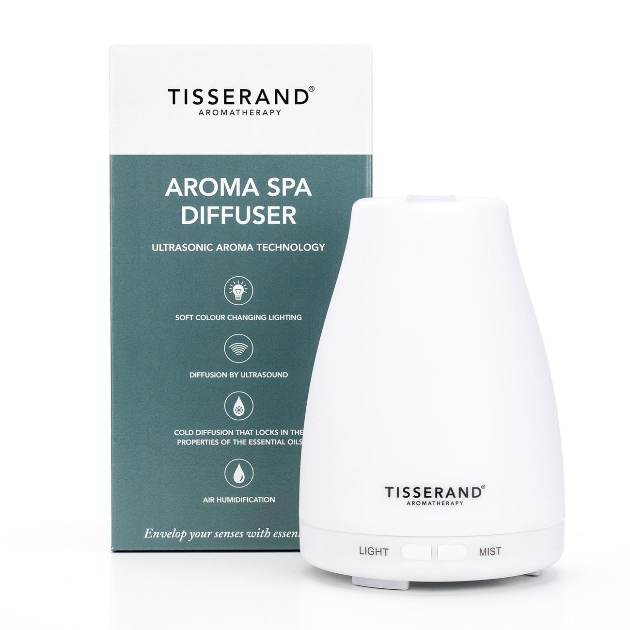 Aroma Oil Diffuser ~ Aroma spa diffuser tisserand aromatherapy