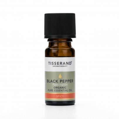 Black Pepper Organic Essential Oil 9ml