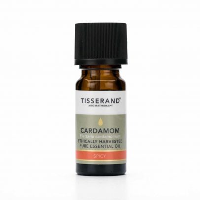 Tisserand Aromatherapy Cardamom Ethically Harvested Essential Oil 9ml
