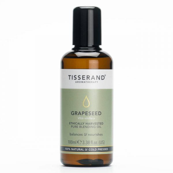 Tisserand Aromatherapy Grapeseed Essential Oil
