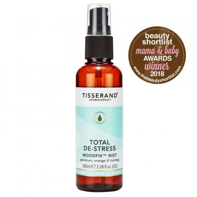 Total De-Stress Moodfix™ Mist Beauty Shortlist Mama & Baby Awards 2018