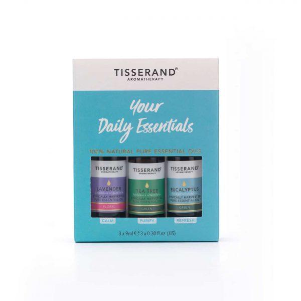 Your Daily Essentials Oils