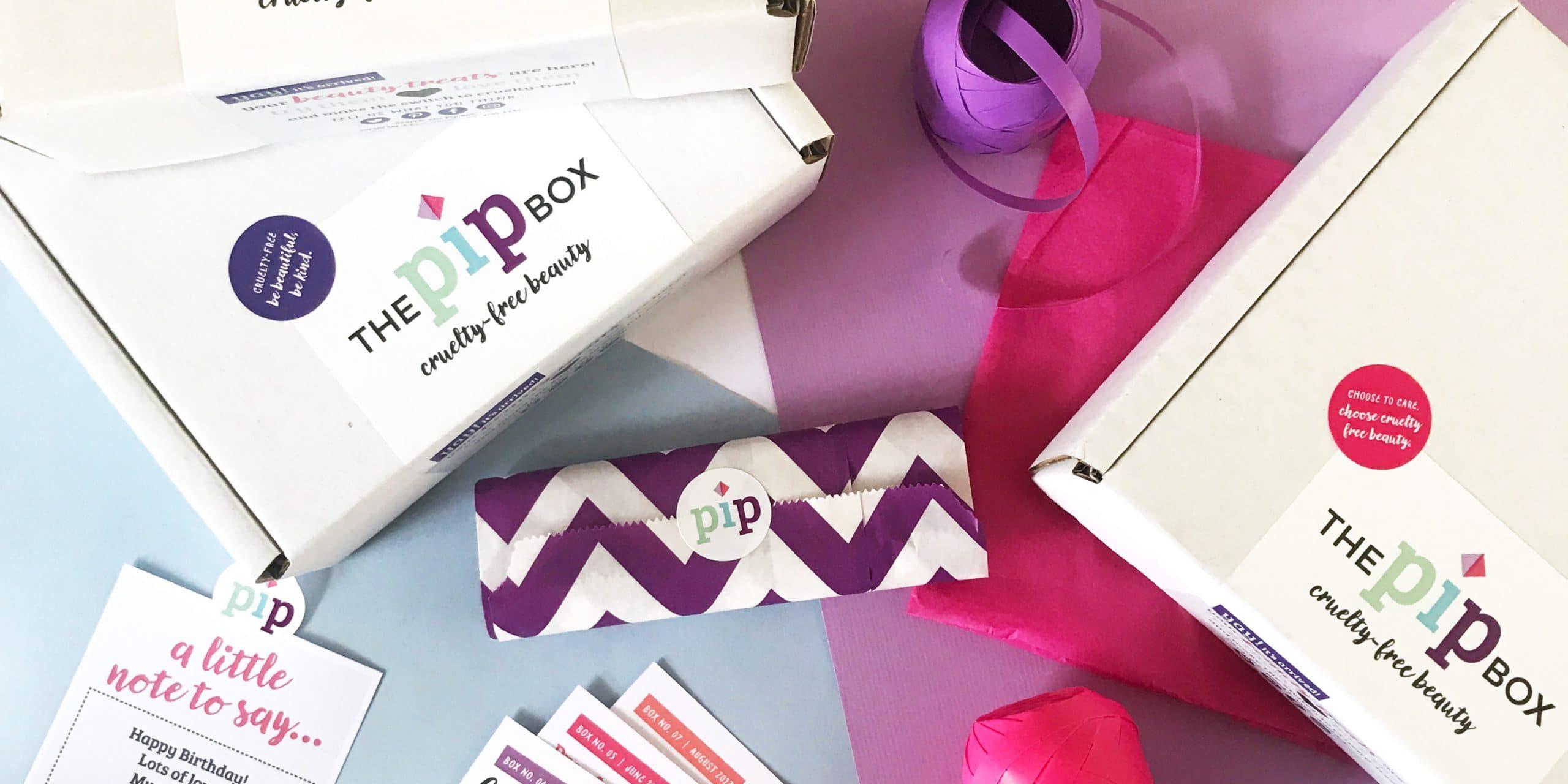Tisserand Aromatherapy and The Pip Box