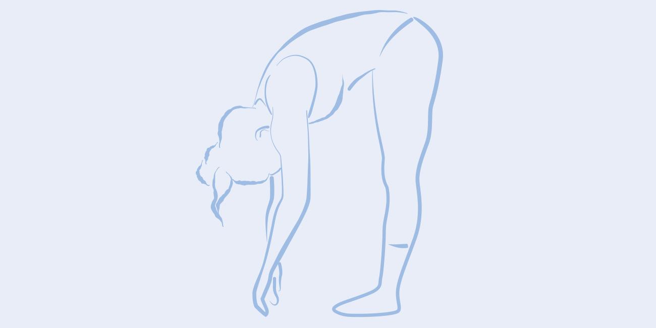 Sleep Ritual For A Naturally Peaceful Night's Sleep Yoga Pose