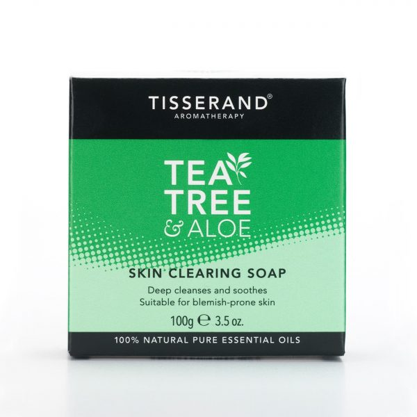 Tisserand Aromatherapy Tea Tree Soap