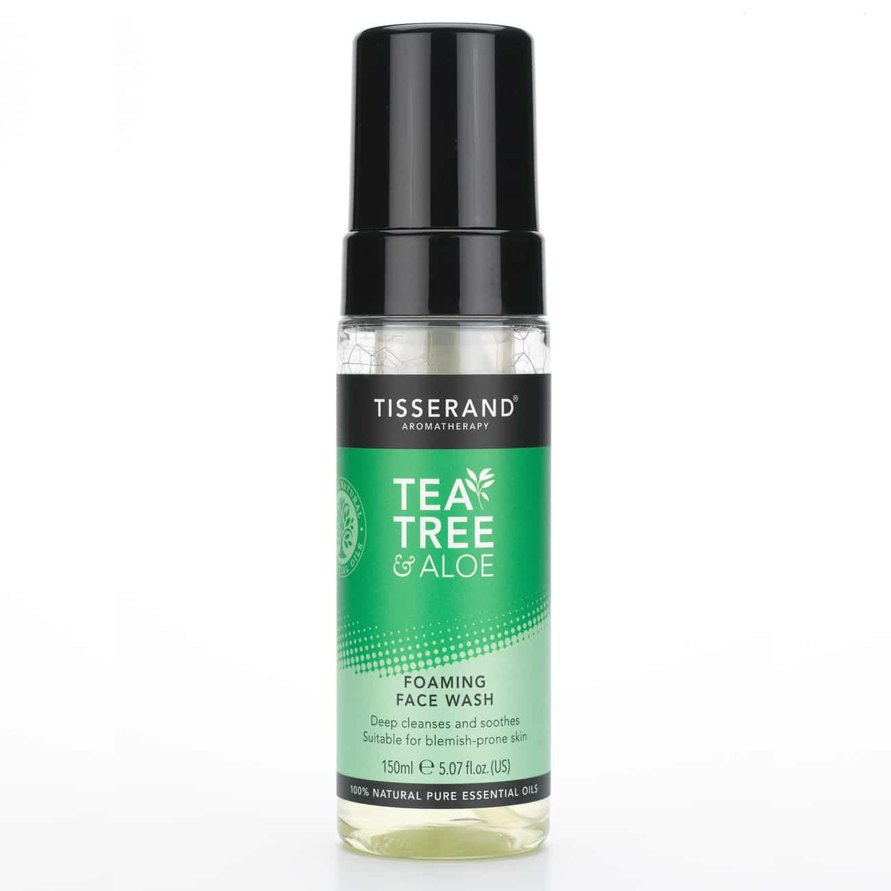 Tisserand Aromatherapy Foaming Face Wash
