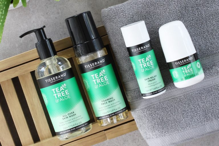 Tea Tree and Aloe Collection