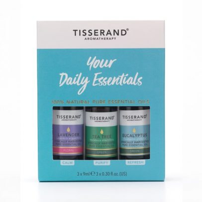 Tissernad Aromatherapy Your Daily Essentials Oil Starter Kit