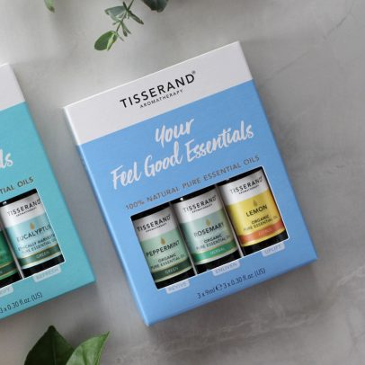 Your Feel Good Essential Oils