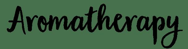 Aromatherapy title