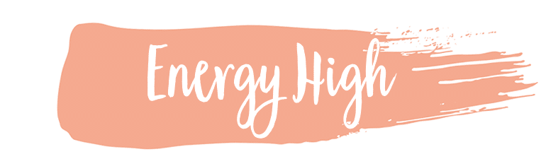 Energy High banner title