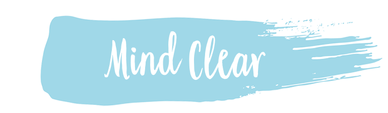 Mind Clear banner title