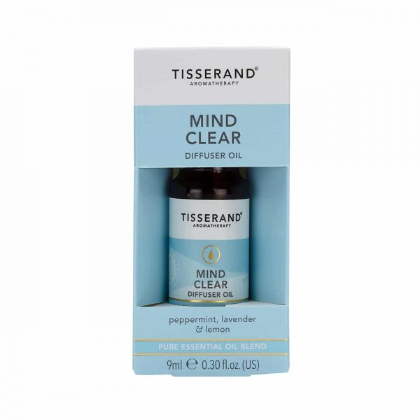 Tisserand Aromatherapy Mind Clear Diffuser Oil