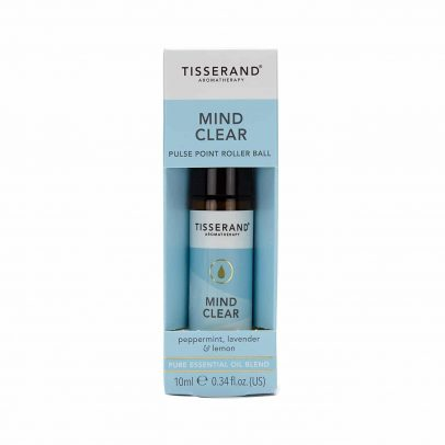 Tisserand Aromatherapy Mind Clear Pulse Point Roller Ball